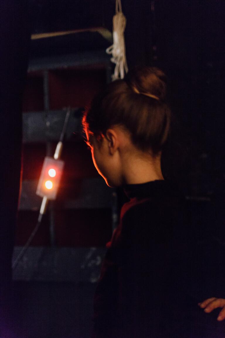 Max Brunnert Ein Tag am Schauspielhaus Bochum