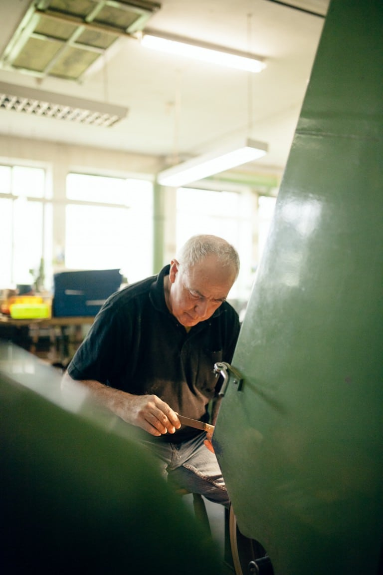 Max Brunnert Windmühlenmesser Manufaktur